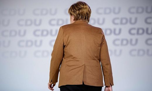 GERMANY-PARTIES-GOVERNMENT-CDU