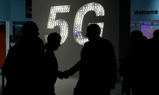 5G war das zentrale Thema des Mobile World Congress