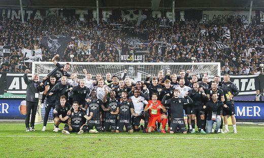 Sturm nimmt Kurs auf die Europa League