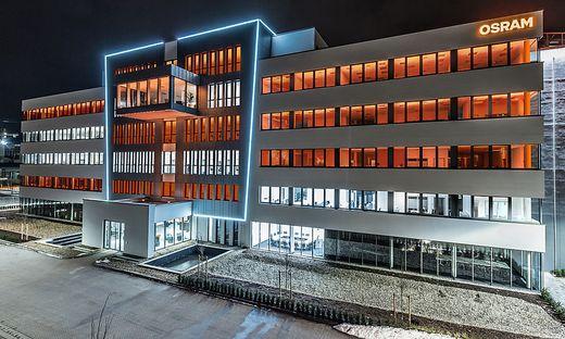 Licht-Unternehmen Osram