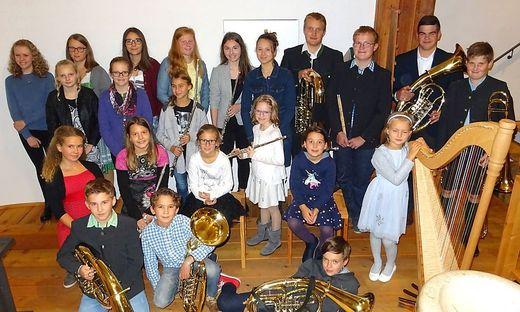 In Mariazell werden begabte Jungmusiker gefördert