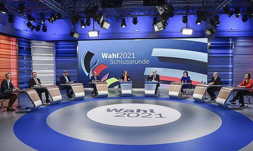 Wegen der Größe der Runde kamen nicht alle von ihnen bei jeder Frage zu Wort