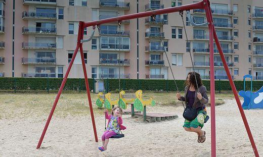 Eigene Europanorm schreibt vor, wann und wie genau Spielplätze überprüft werden müssen