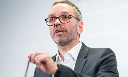 Herbert Kickl will Heinz-Christian Strache nicht mehr in der Partei