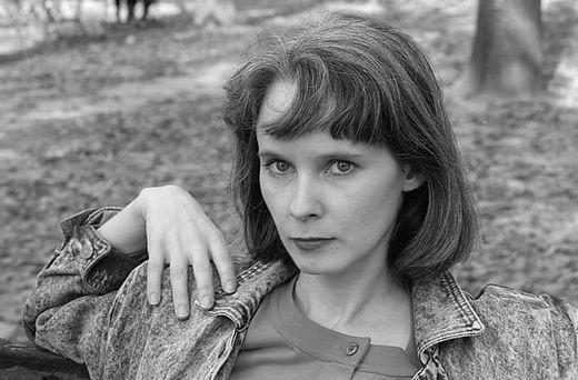 Die Schriftstellerin Mary Gaitskill