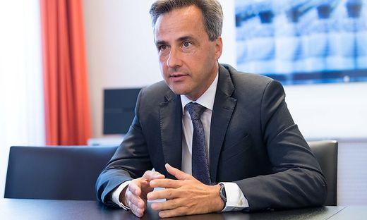 Siegfried Nagl Bürgermeister Graz