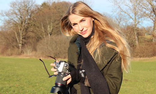 Nadja Köffler ist selbst begeisterte Fotografin