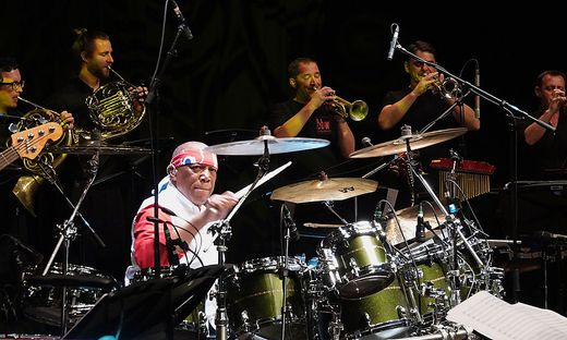 Billy Cobham in Weiz