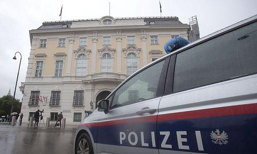 Das Bundeskanzleramt steht im Zentrum von Korruptionsermittlungen.