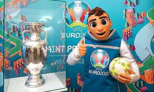 SOCCER - UEFA EURO 2020, preview