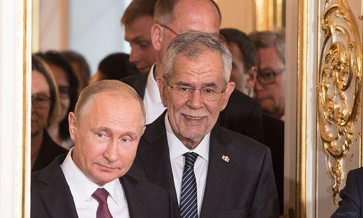 AUSTRIA-RUSSIA-DIPLOMACY