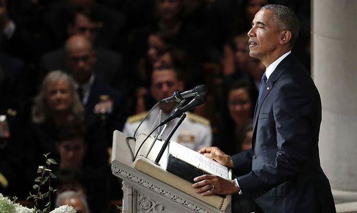 Unter anderem hat sich die Linguistin Marta Degani mit den Wahlreden von Barack Obama beschäftigt