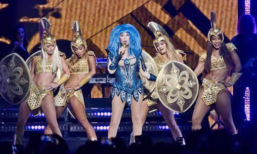 Cher Performs In Berlin