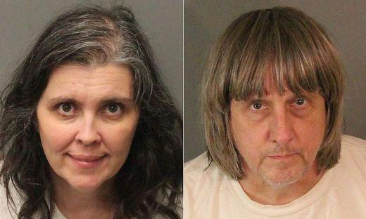 12 gefesselte Geschwister entdeckt - Eltern festgenommen