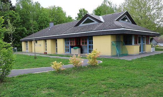 Kindergartengebäude in Jagerberg