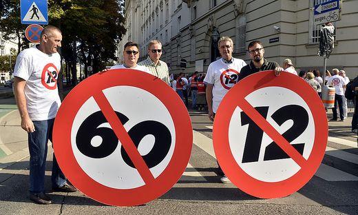 Gewerkschaft wehrt sich weiter gegen das neue Arbeitszeitgesetz