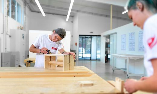 In der Mandler Academy in Gries in Greifenburg finden Jugendliche Platz für eine qualitätsvolle Ausbildung und zur Entfaltung ihrer Stärken