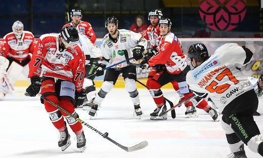 ICE HOCKEY - EBEL, Znojmo vs 99ers