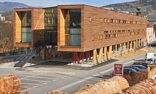 Zentrale der Mayr-Melnhof Holz Holding AG in Leoben
