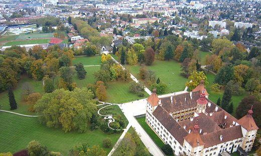 Graz Schloss Eggenberg