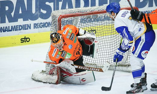 Neo-Graz-Keeper Bowns kassierte zum Einstand einen unglücklichen Treffer
