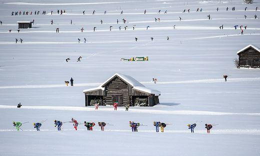 AUT, 39. Dolomitenlauf, Classicrace
