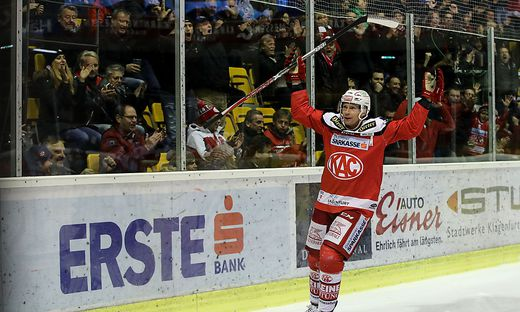 ICE HOCKEY - EBEL, KAC vs HCI