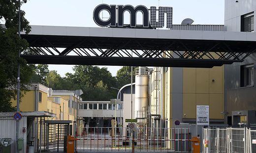 Das ams-Hauptquartier in Unterpremstätten bei Graz