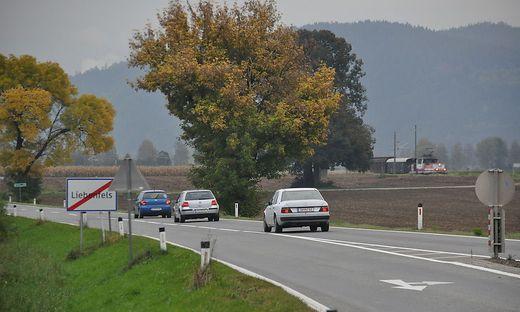 Der Unfall ereignete sich in der Gemeinde Liebenfels