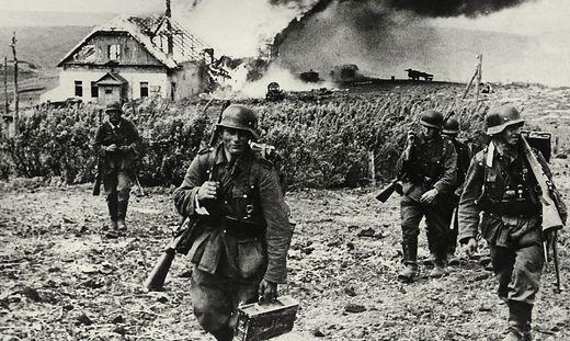 Der Vernichtungskrieg im Osten begann vor 80 Jahren