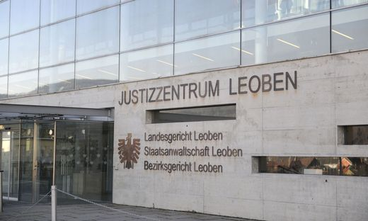 Am Landesgericht Leoben wird am Mittwoch verhandelt