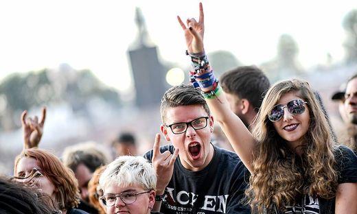 Das Wacken-Festival feierte heuer seine 30. Ausgabe