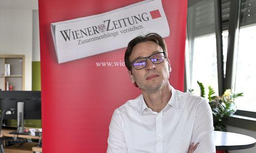 FORTBESTAND DER 'WIENER ZEITUNG' NICHT GESICHERT: HAeMMERLE