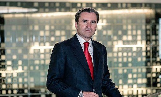 Finanzvorstand der ams AG Michael Wachsler-Markowitsch