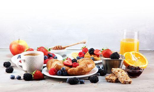 Genießen Sie mit dem Guten-Morgen-Pass ein kaiserliches Frühstück zum halben Preis