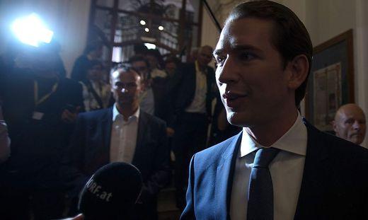 Sebastian Kurz erfüllt die Politiker-Projektion der Österreicher.