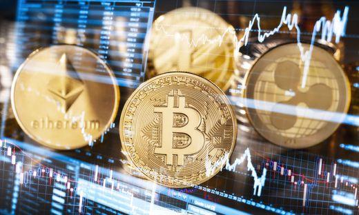 Heiß begehrt: Digitale Münzen wie Bitcoin, Ethereum & Co.