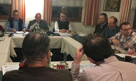 Maria Lankowitzer Gemeinderäte trafen sich in Salla