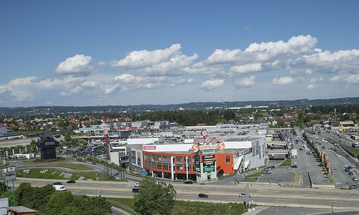 Shoppingcity Seiersberg