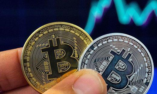 Die Bitcoin befindet sich aktuell wieder im Hoch