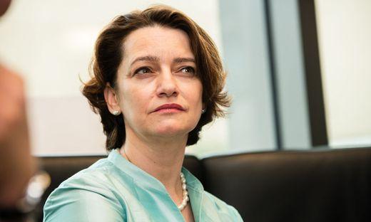 """Botschafterin Ksenija (S)krilec: """"Österreichs zögerliche Haltung stößt bei uns auf einiges Unverständnis"""""""