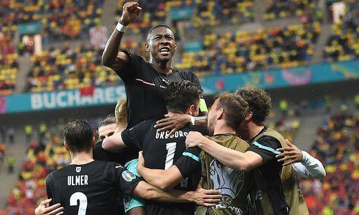 Der erste Sieg in Österreichs EM-Geschichte