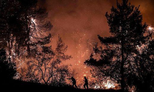 Mutmaßlicher Brandstifter auf Gran Canaria in U-Haft