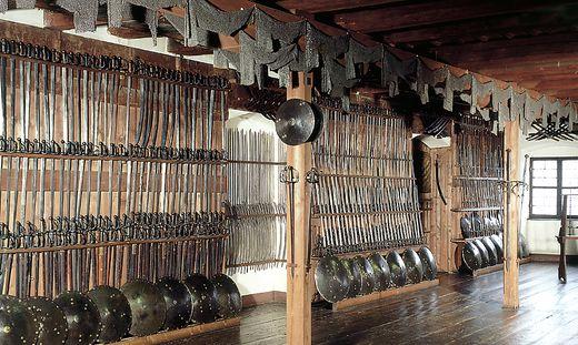 Griffe Blankwaffen für Reischenberger