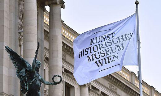 PK KUNSTHISTORISCHES MUSEUM - KHM