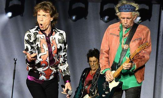 """Die """"Rolling Stones"""" haben Trump bereits mit Klage gedroht"""