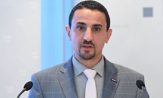 Omar Haijawi-Pirchner wird neuer Direktor
