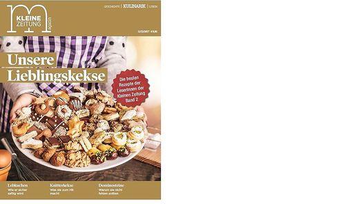 Das neue Keksmagazin der Kleinen Zeitung