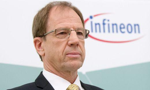 Infineon-Boss Reinhard Ploss