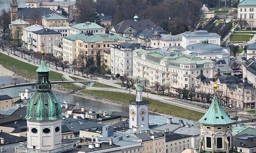 Europa blickt auf Salzburg